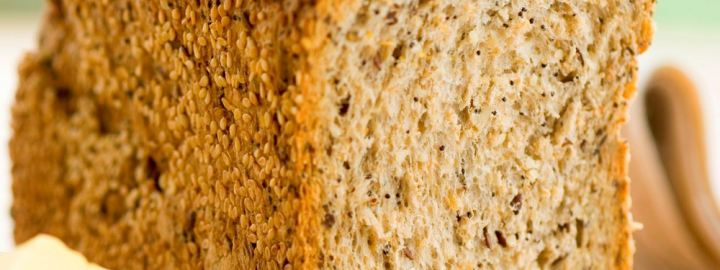 Light wholemeal bread