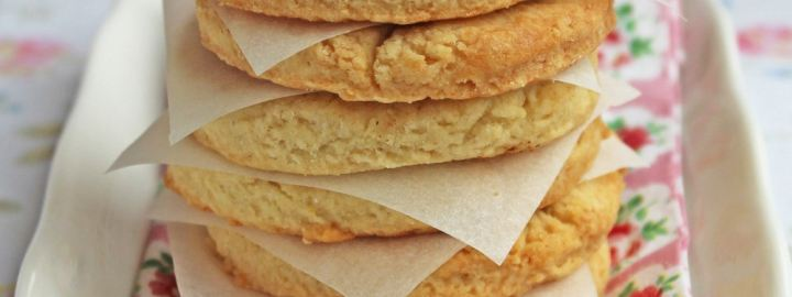 Calorie concious shortbread biscuits