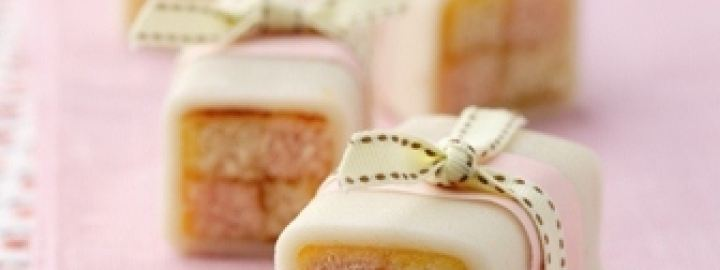 Mini battenburg